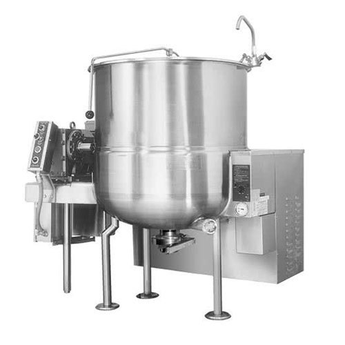 Jacketed Mixers